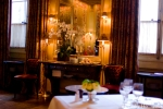 The dining room of l'Ambroisie