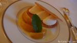 Arlettes caramélisées au fromage blanc, citrons confits