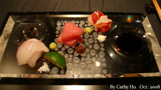 Assorted Sashimi - RyuGin Style